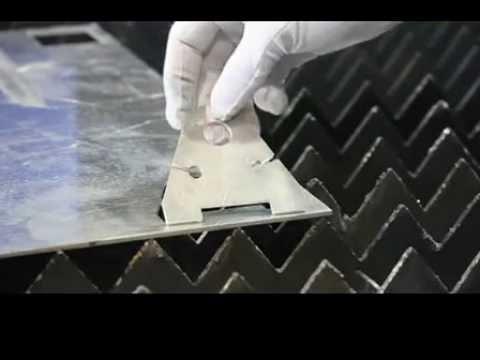 2000W Fiber Laser Cutting Machinery for 2mm Aluminum sheet