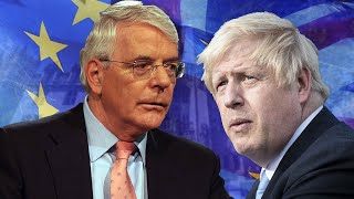 Download How John Major gave up powers to EU and helped divide the Tories over Europe Video