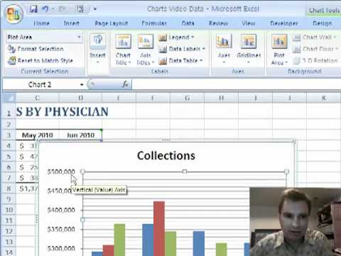 Excel Video 81 Gridlines
