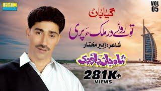 To Rowy Dar Mulk   Shah Jaan Dawoodi   Vol 5   Balochi Song   Balochi World