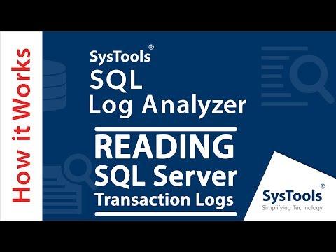 Reading SQL Server Transaction Logs