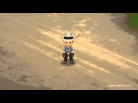 Wrangler Outfit - FarmVille 2's The Trials of Horse Training Event