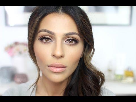 How To Contour and Highlight Makeup Tutorial   Teni Panosian