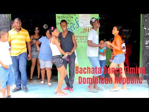 Bachata Dance Rhythm & Timing in Dominican Republic