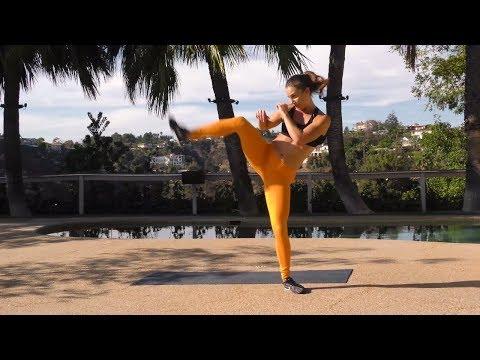 Butt Lift Workout - Buttocks Workout - Butt Exercises No Equipment - Glute Workout