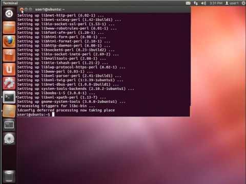 Ubuntu Unity - Users and Groups