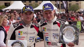 Rally France 2018 - Highlights DAY 3