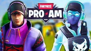 Download Fortnite Pro-Am 2019 Charity Tournament Live!! (Fortnite Battle Royale) Video