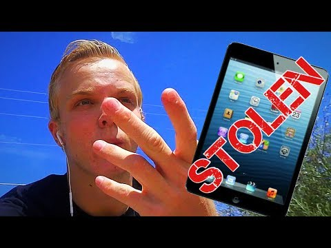 I Bought a STOLEN iPad!