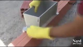 اختراعات لمساعدة البناء في العمل
