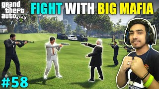 TIME TO KILL BIG MAFIA | GTA V GAMEPLAY #58