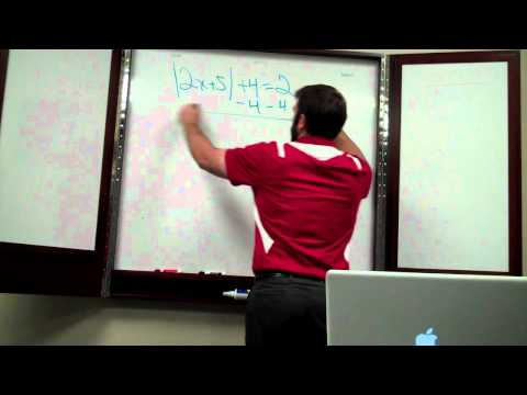 Absolute Value 002