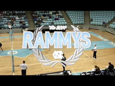 UNC Rammys: Female Breakthrough Athlete