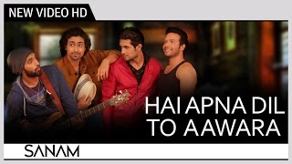 Hai Apna Dil To Awara - SANAM   Hemant Kumar   Music Video