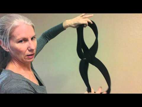 Figure 8 Clavicle Posture Brace - How to Use the Shoulder Support