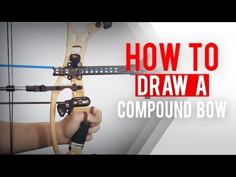 How to draw a compound bow | Archery 360