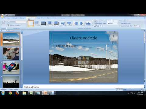 How to Make a Montage in Microsoft PowerPoint : Tech Niche