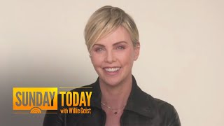 Charlize Theron Talks 'The Old Guard,' Parenting During Quarantine | Sunday TODAY