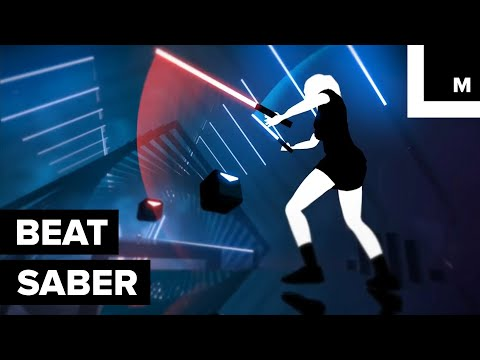This VR Game Lets You Slash to Beat with Lightsabers