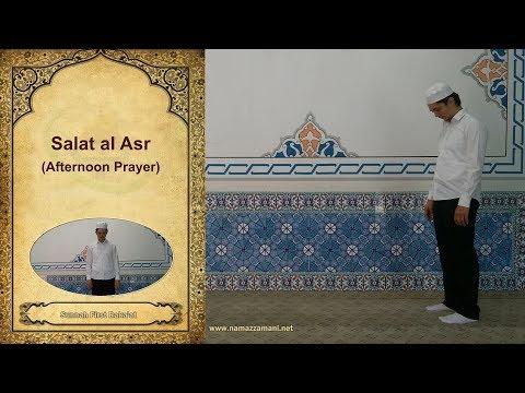 How to perform Salat al Asr (Afternoon Prayer)