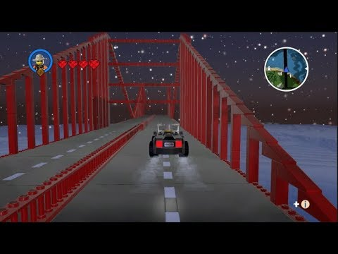 Lego Worlds Let's Build The San Francisco Golden Gate Bridge
