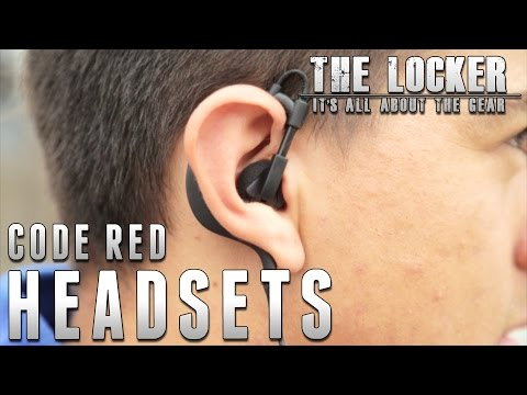 Code Red Headsets [The Locker] Airsoft Evike.com