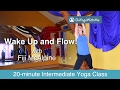 Download   Power Yoga With Fiji Mcalpine: Wake Up And Flow! MP3,3GP,MP4
