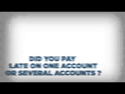 Does One Late Charge Impact Your Credit Report? - Credit in 60 Seconds