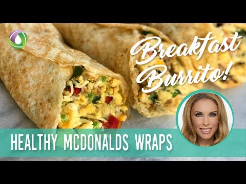 Egg Burrito - Protein Treats By Nutracelle
