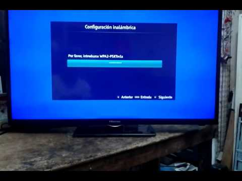 COMO PROGRAMAR TV HISENSE SMART A INTERNET  VIA WI FI