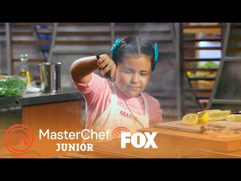 The Chefs Check In With Maria | Season 6 Ep. 7 | MASTERCHEF JUNIOR