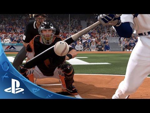 MLB 15 The Show Trailer | PS4