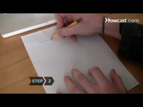 How to Make a Crossword Puzzle