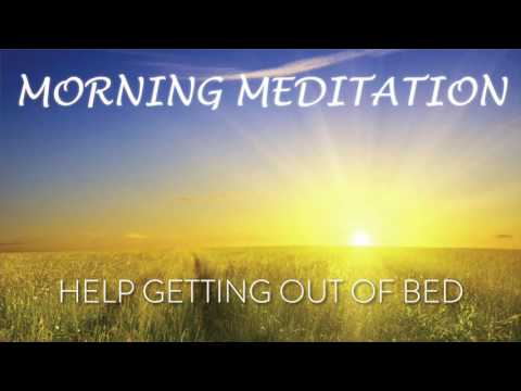 Morning Meditation Audio: When It's Hard to Get Out of Bed