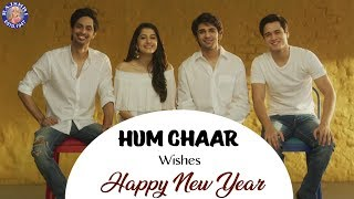 Hum Chaar Wishes Happy New Year 2019
