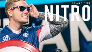 Thank You, Nitr0 | Team Liquid CSGO Roster Update