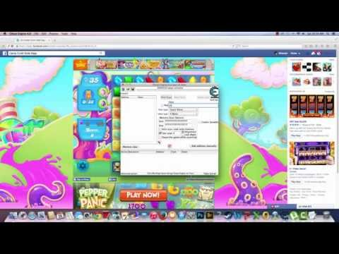 Candy Crush Soda Saga - Moves Hack (Cheat Engine) For Mac and PC