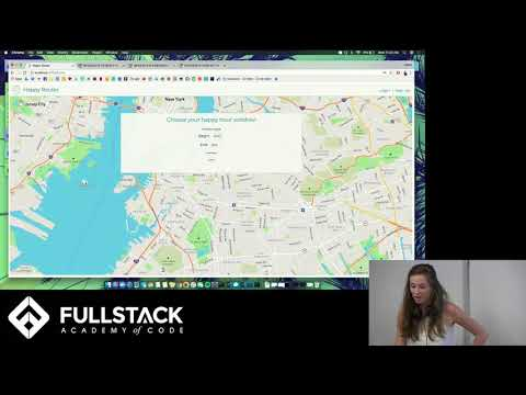 Stackathon Presentation: HappyRouter