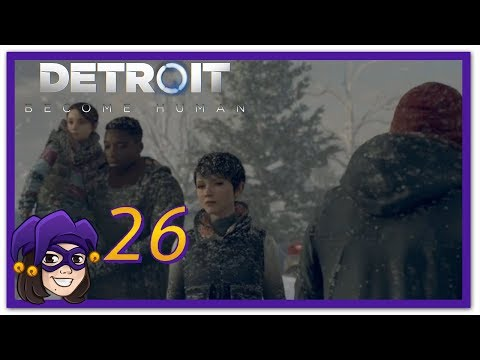 Lowco Plays Detroit: Become Human (Part 26)