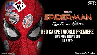 Spider-Man: Far From Home   LIVE Red Carpet World Premiere