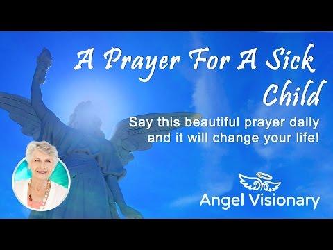 A Prayer for A Sick Child