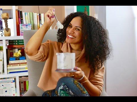 DIY Mango Vanilla Macadamia Hair & Body Butter In 5 Minutes