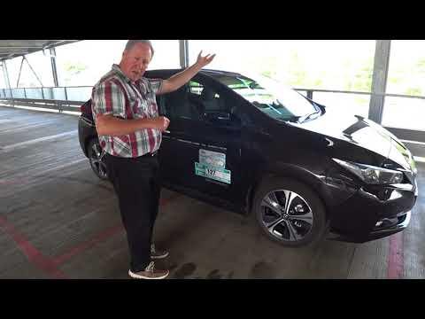 The 2018 Nissan Leaf Selective Door locking