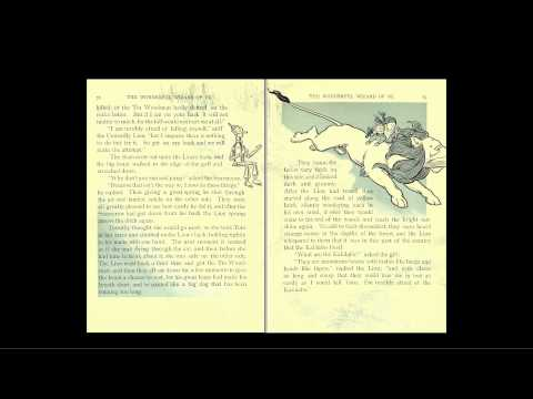 The Wonderful Wizard of Oz - L Frank Baum - Chapter 07