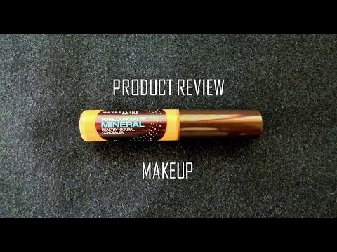 Product Review | Maybelline: Mineral Concealer | C0RNSTAR019