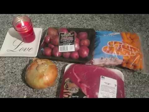 Crock Pot Meal: Pot Roast!!