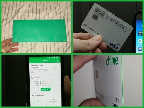 CHIME - 100% FREE, ONLINE BANKING!!! NO FEES!!!