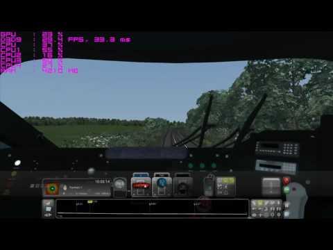 Train Simulator test