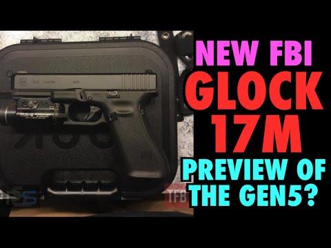 New FBI Glock 17m (Gen5 Preview?)