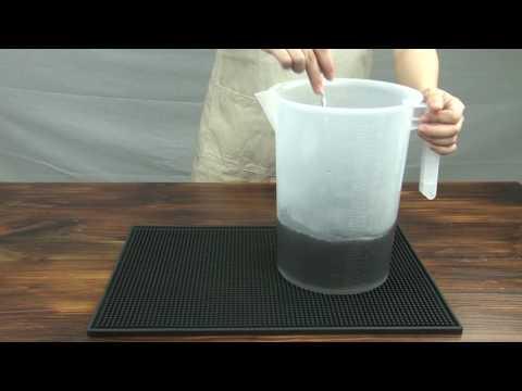 How to prepare black tea water for bubble tea use?